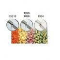 Krouhač zeleniny příslušenství DQ8, 8x8 mm