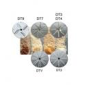 Krouhač zeleniny příslušenství DTV, 1 mm
