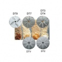 Krouhač zeleniny příslušenství DT9, 9 mm