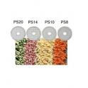 Krouhač zeleniny příslušenství PS10, 10x10 mm