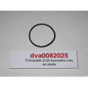 O kroužek 2125-kovového víka se závity