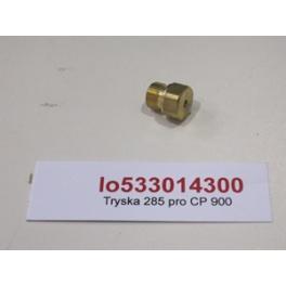 Tryska 285 pro CP 900