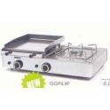 Plynová sestava grilovací tál s vařičem GGP6.8F