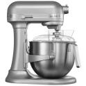 KitchenAid Hnětač planetární Heavy Duty - matně stříbrná