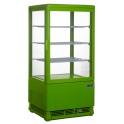 Chladící vitrína cukrářská, čtyřstranně prosklená SC 70 GREEN (330-1004)