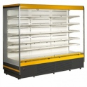 Chladicí vitrína přístěnná JUKA Ryga 210/80 - verze otevřená