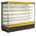 Chladicí vitrína přístěnná JUKA Ryga 250/80 - verze otevřená