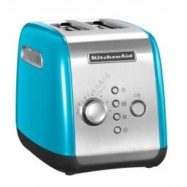 KitchenAid toustovač 5KMT221ECL křišťálově modrá