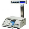 Váha etiketovací systémová CAS CL5500 15kg s nožkou