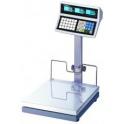 Obchodní váha s výpočtem ceny můstková CAS EB-S 150kg