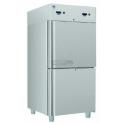 S/SN 711 S INOX chladicí/mrazicí skříň nerezová na GN