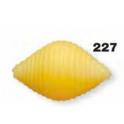 Matrice bronzová 224 Conchiglie rigate 13 mm pro P3