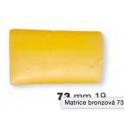 Matrice bronzová 508A Špagety alla chitarra 3 mm pro P3