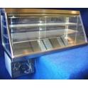 Nerezový tácek pro vitríny HALIFAX 320 x 190 x 10 mm