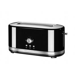 Kitchenaid Toustovač 5KMT2116 s manuálním ovládáním - stříbrná