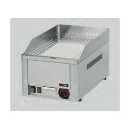 Elektrická grilovací deska rýhovaná chromovaná FTRC 30 E RedFox