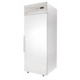Mrazicí skříň - plné dveře Polair CB 107 bílá
