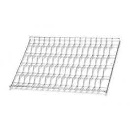 Chromovaný plech pro přípravu baget Unox GRP 410 600 x 400 mm