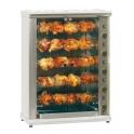 Gril na kuřata velkokapacitní RBE 200 Q - elektrický