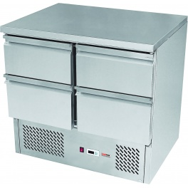 Stůl chladící čtyřzásuvkový SZ 902 RedFox