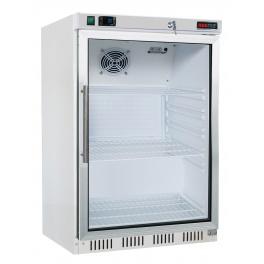 Lednice podstolová - prosklené dveře HR 200/G RedFox