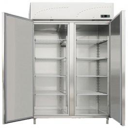 Mrazící skříň MS 140 dvoudvéřová 2x GN 2/1RM Gastro