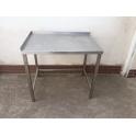 Nerezový stůl nad lednice, rozměr 1250 x 700 x 900 mm