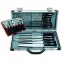 Nože dekorační sestava - pouzdro GM-6810b
