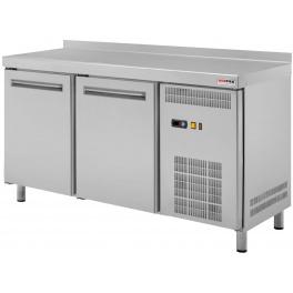 Stůl chladicí RT 2D RedFox (2x dveře / 1342 mm)