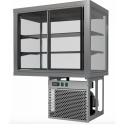 Chladící vitrína MODUS T MO080565FT2F10 samoobslužná 800 x 500 x 650 mm