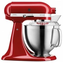 KitchenAid robot Artisan 5KSM185 stříbřitě šedá