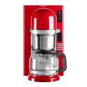 KitchenAid kávovar na přelévanou kávu 5KCM0802 královská červená