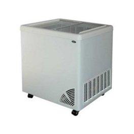 Pultová mraznička - prosklené víko rovné BYFAL ARO 200 chladící verze
