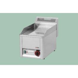 Elektrická grilovací deska rýhovaná chrom FTRC 30 EL RedFox