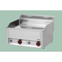 Elektrická grilovací deska hladká chrom FTHC 60 EL RedFox