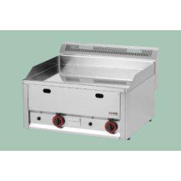 Plynová grilovací deska hladká chrom FTHC 60 GL RedFox