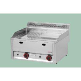 Plynová grilovací deska kombinovaná chrom FTHRC 60 GL RedFox