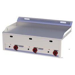 Plynová grilovací deska hladká FTH 90 GL RedFox