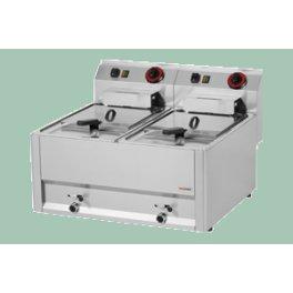 Elektrická fritéza 2x 8l třífázová FE 60 ELT RedFox
