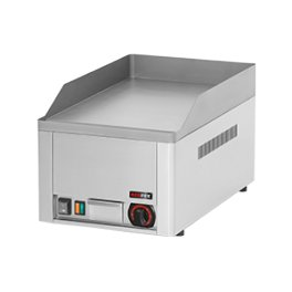 Elektrická grilovací deska hladká chromovaná FTHC 30 E RedFox