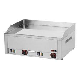 Elektrická grilovací deska hladká chromovaná FTHC 60 E RedFox