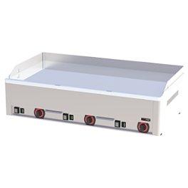 Elektrická grilovací deska hladká chromovaná FTHC 90 E RedFox