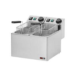 Elektrická fritéza 2x 5l FE 44 E RedFox