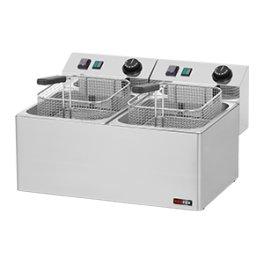 Elektrická fritéza 2x 8l FE 77 E RedFox