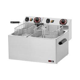 Fritéza elektrická 8+5l FE 74 2x230V RedFox