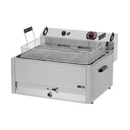 Fritéza elektrická s výpustí 30 litrů FE 60T 400V RedFox