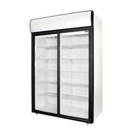 Chladící skříň - prosklené dveře Polair DM 110 SD posuvné dveře