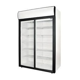 Chladící skříň - prosklené dveře POLAIR DM 110 SD