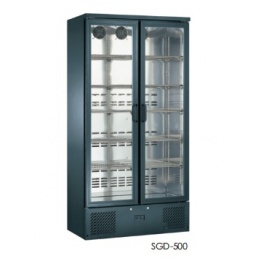 Chladící barová skříň SGD-500