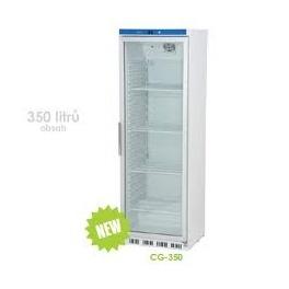 Chladící prosklená skříň MPV CG-350